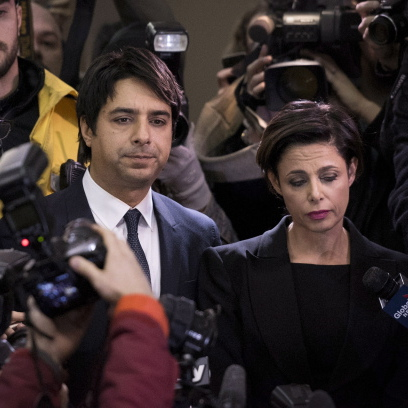 Ghomeshi Charged 20141126